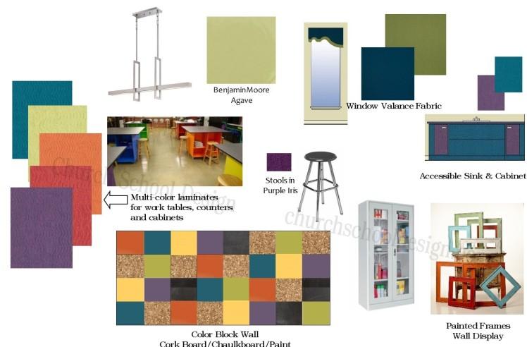 Art Odyssey 2 Concept Board