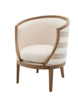 Small scale furnishings for downsizing space and easy mobility  Chair from Gilt by S.H.O.