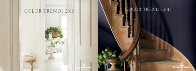 Color of the Year 2017 Benjamin Moore paints